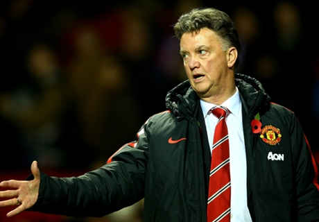 Van Gaal: United won't buy in January