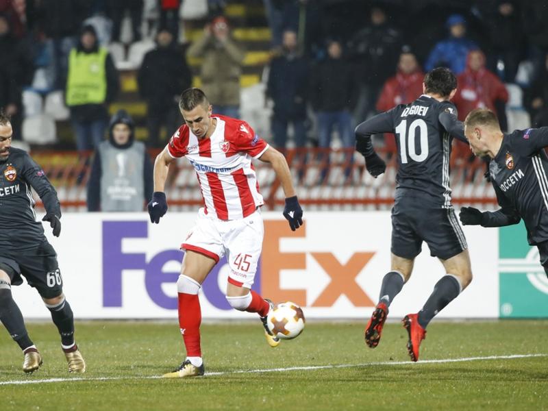 Europa League, i risultati: CSKA Mosca agli ottavi