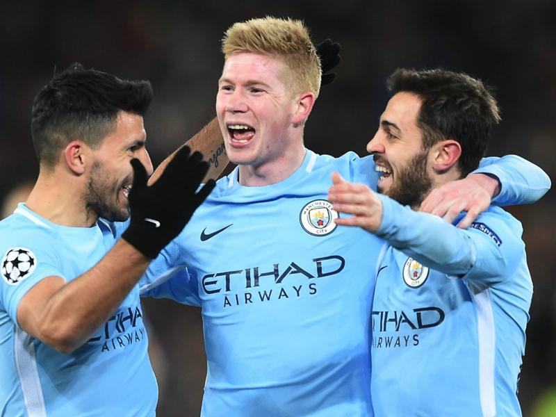 Bâle-Manchester City 0-4, City a déjà un pied en quarts