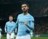 Manchester City playmaker Bernardo Silva