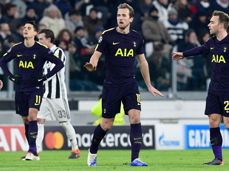 Juventus-Tottenham 2-2, les Spurs en ballottage favorable