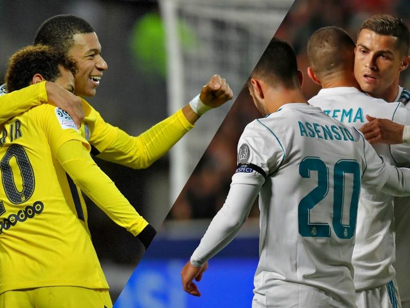 Buteurs, passeurs, dribbleurs... TOUS les chiffres à connaître pour Real Madrid-PSG