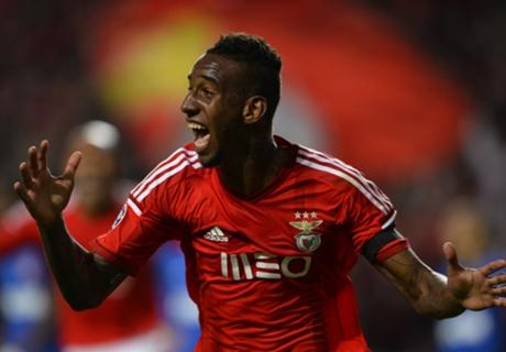 Benfica, Talisca supervisé par Chelsea