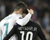 Cristiano Ronaldo Neymar Real Madrid PSG Paris Saint-Germain 14022018
