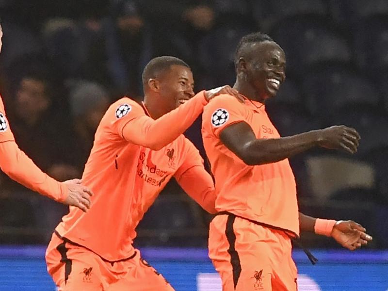 Porto-Liverpool 0-5, porté par un Mané de gala, Liverool lamine Porto