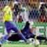 30 de junho de 2002: Marca duas vezes na final da Copa do Mundo contra a Alemanha, em Yokohama.