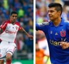 Pumas y América por dos chilenos