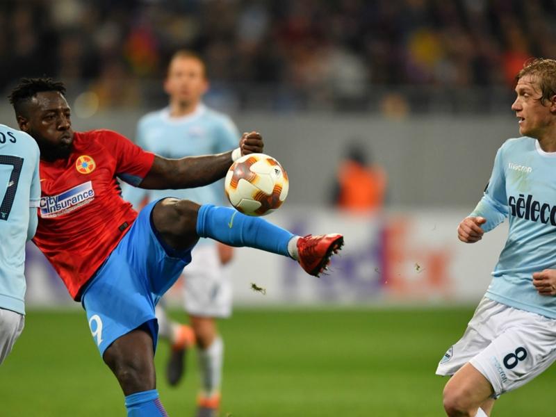 Steaua Bucarest-Lazio 1-0: Gnohere stende l'Aquila