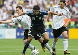 La rompió toda contra Alemania en cuartos de final, pero inexplicablemente salió reemplazado