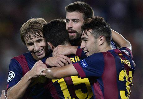 Kann die Reserve Barcelona retten?