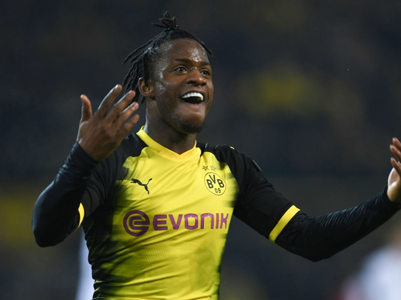 Batshuayi airs Chelsea frustration following record-breaking start at Dortmund