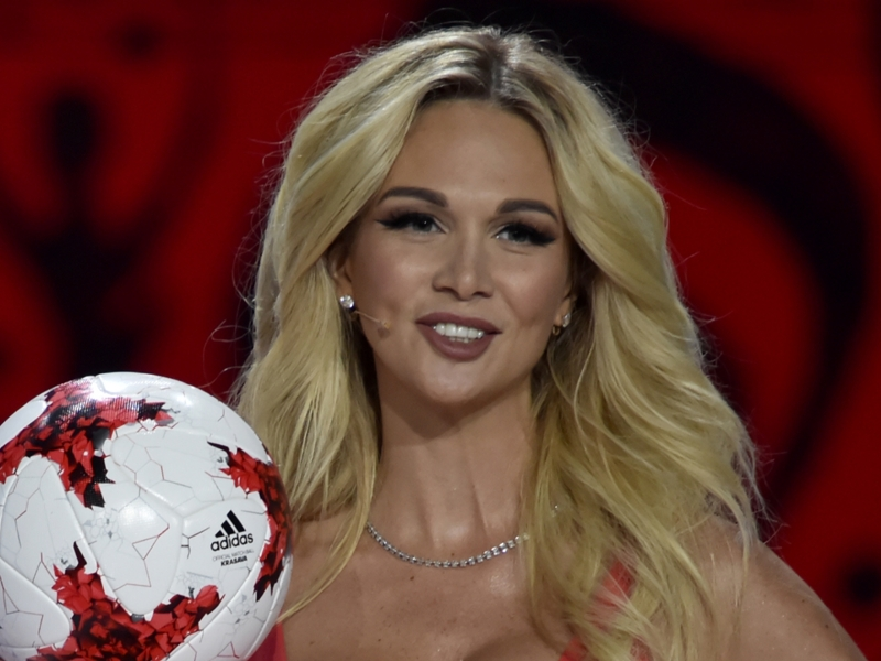 Who is Victoria Lopyreva? The World Cup 2018 model and ambassador
