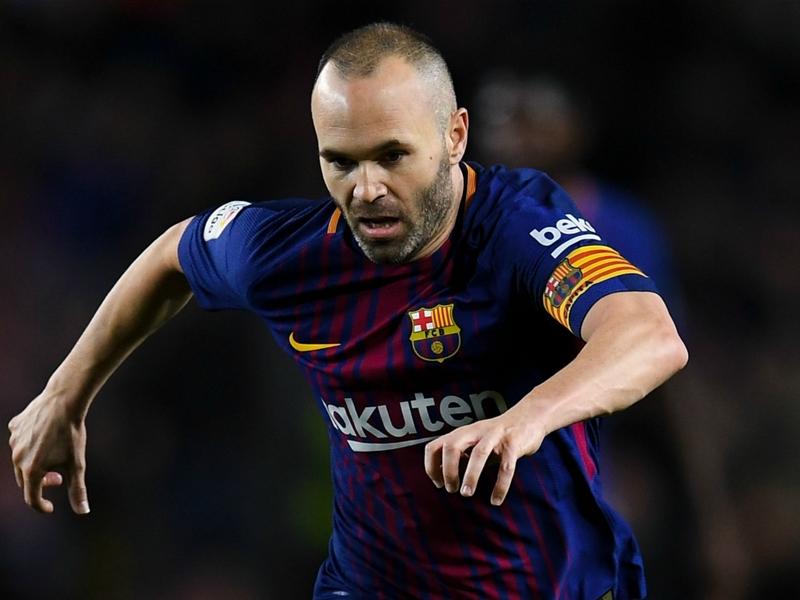 Barça, Iniesta dans le groupe face à Chelsea