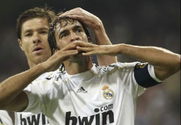 Report: Real Madrid Forward Raul On His Way To New York Red Bulls