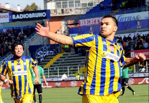 Parma-Siena 1-0: Bojinov affonda il colpo, i ducali non infieriscono