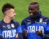 ITA, Bonucci demande à Balotelli de faire preuve d'intelligence