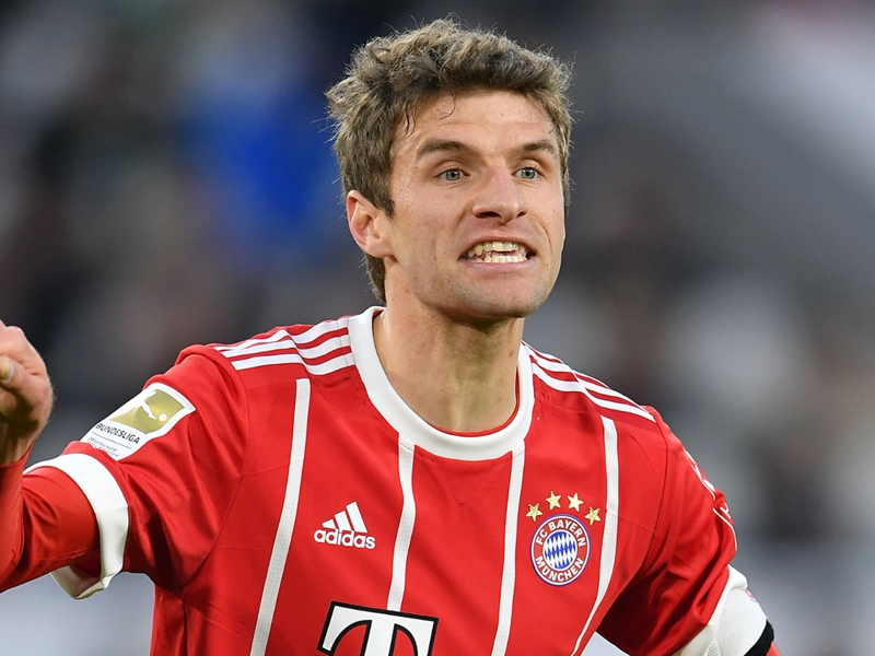 Heynckes praises game-changing Muller after Bayern Munich comeback