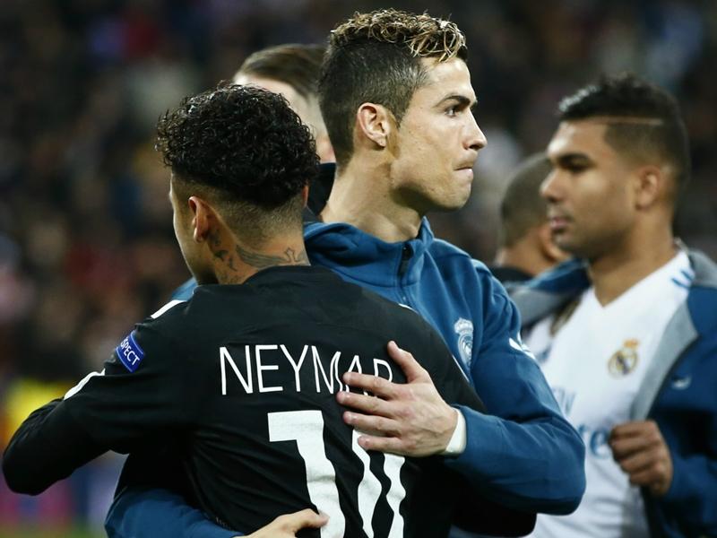 Xavi denies Ronaldo better than Neymar: He scored a penalty & a knee goal!