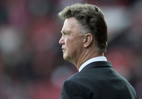 Video: LVG trolls Man Utd media team