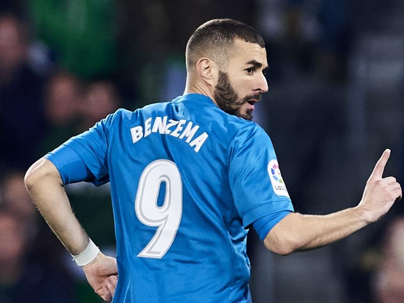 Real Madrid-Atletico, Benzema sur le banc pour le derby