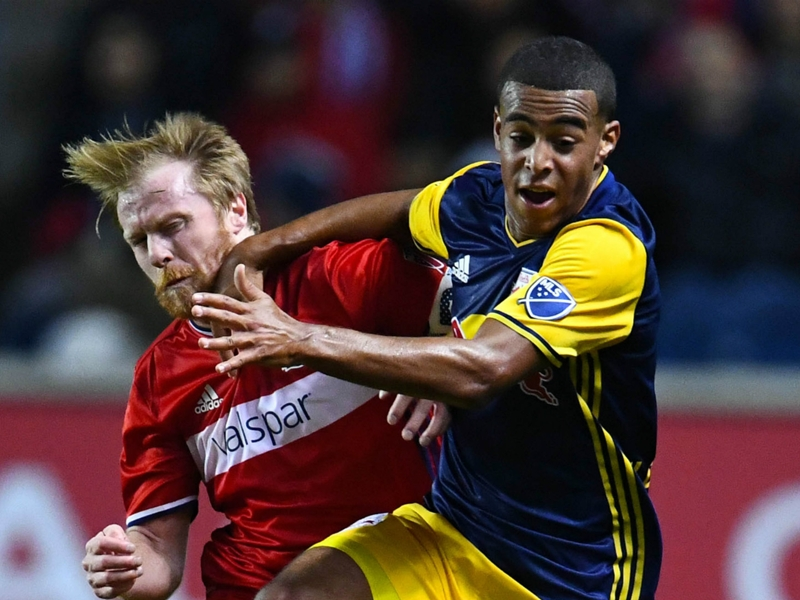 Tyler Adams focused on making his own mark, and not on filling other player's shoes