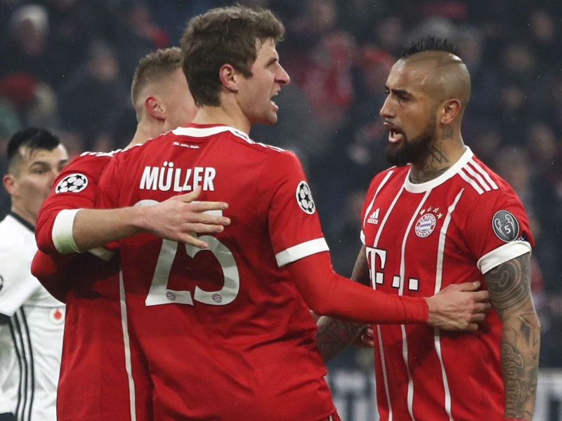 Bayern equal club record 14-game winning run as Muller maintains impressive streak