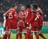 Bayern Munich celebrate against Besiktas