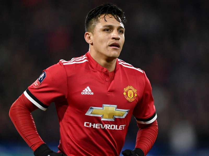 Manchester United attend encore le vrai Alexis Sanchez