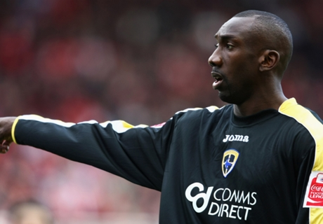 Hasselbaink set for Burton job
