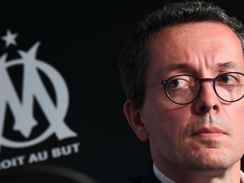 Jacques-Henri Eyraud révèle la nouvelle stratégie de l'OM et juge le projet du PSG