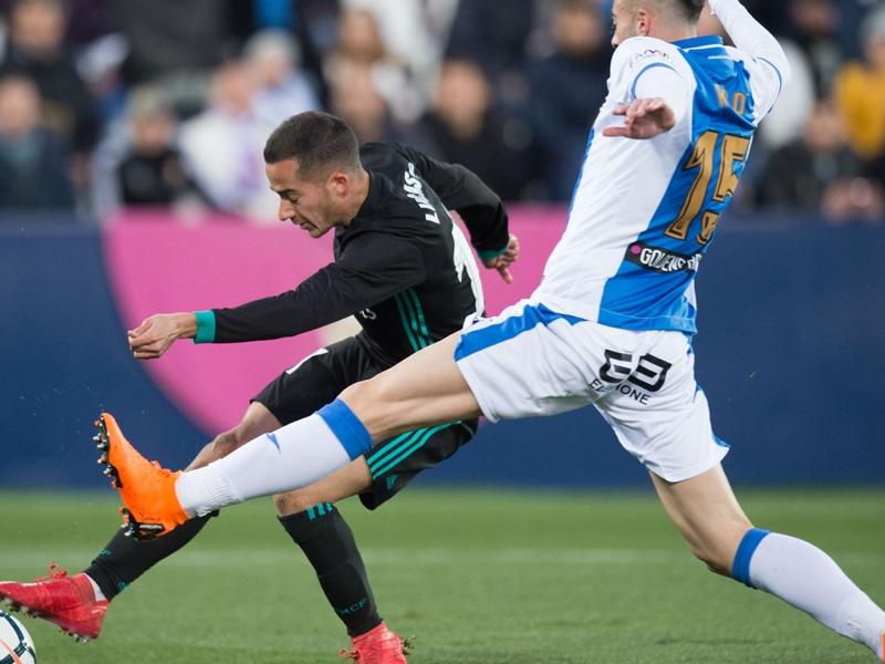 Leganes 1 Real Madrid 3: Casemiro inspires comeback for Zidane's men