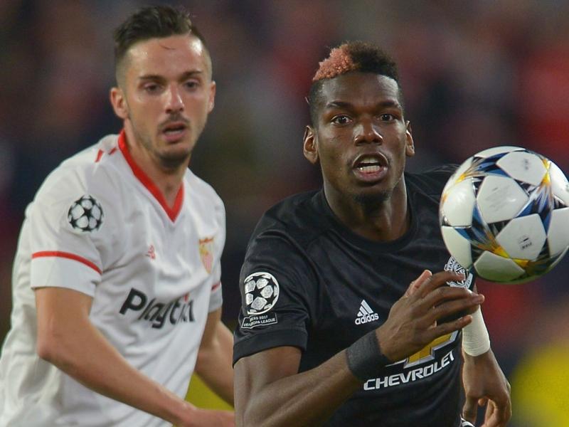 LIVE: Sevilla vs Manchester United