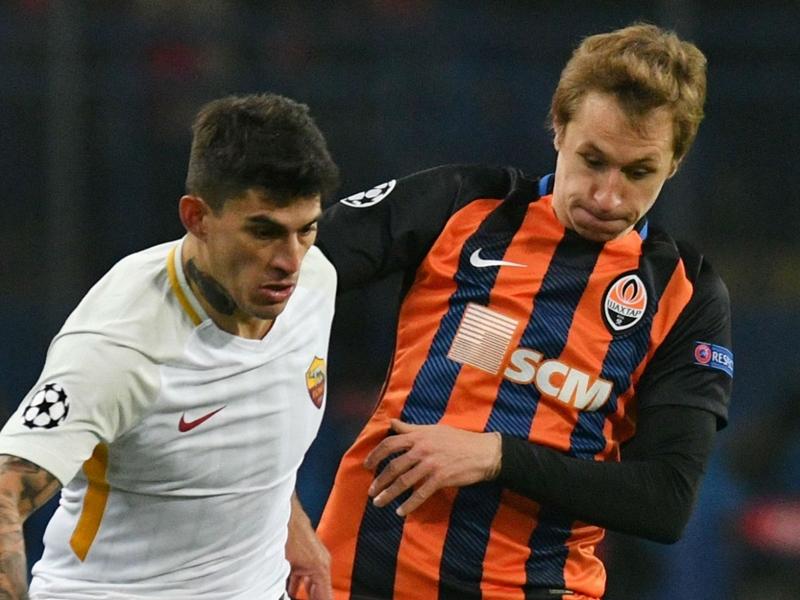 LIVE: Shakhtar Donetsk vs Roma