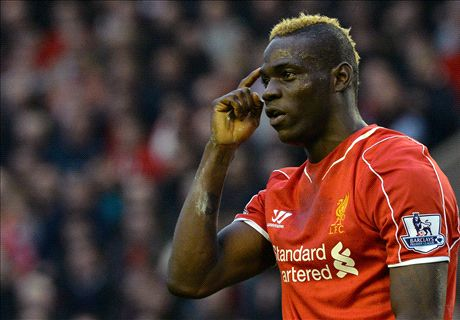 'Balotelli's Liverpool career is not over'