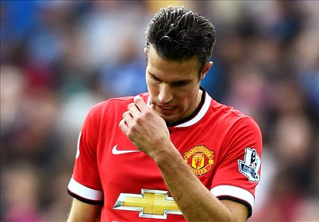 Van Gaal: RVP was very bad