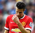 JOLLY: What has happened to struggling Robin van Persie?