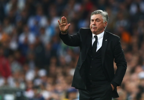 Ancelotti reveals contract talks