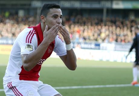 Ajax's new sensation Anwar El Ghazi