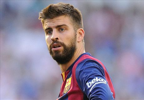 Pique on FIFPro World XI 2014 shortlist