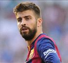 Unhappy Pique considering Barca future