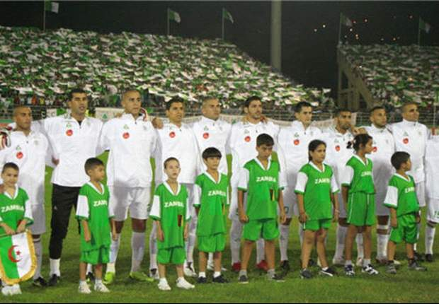 Algeria Names 24 Players For World Cup Qualifier Versus Egypt