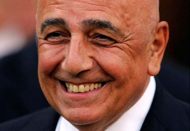 This Is The Milan Of Love – Adriano Galliani
