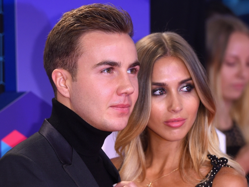 Who is Ann-Kathrin Brommel? Mario Gotze's long-term partner profiled