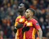 Bafetimbi Gomis Garry Rodrigues Galatasaray celebration 2232018