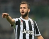 Juventus midfielder Miralem Pjanic