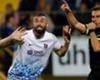 Burak Yilmaz Serkan Cinar Trabzonspor 2242018