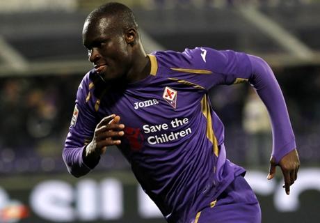 Fiorentina, Babacar n'a pas l'intention de partir