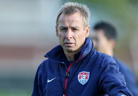 Klinsmann calls for 'nastier' USA