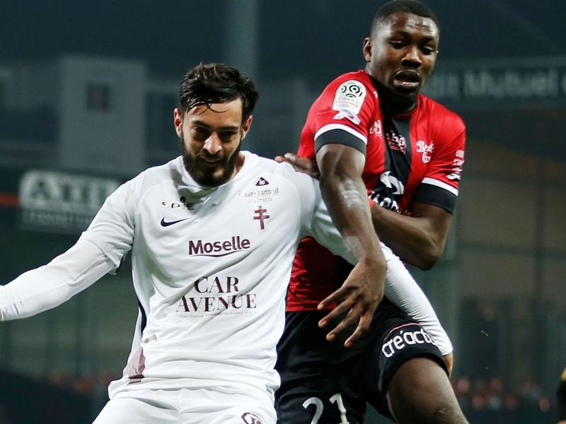 Guingamp-Metz 2-2, Deaux évite la défaite à Guingamp