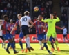 Crystal Palace 0 Tottenham 1: Late Kane header snatches victory
